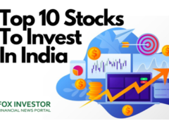 Top 10 Stocks to Invest In India